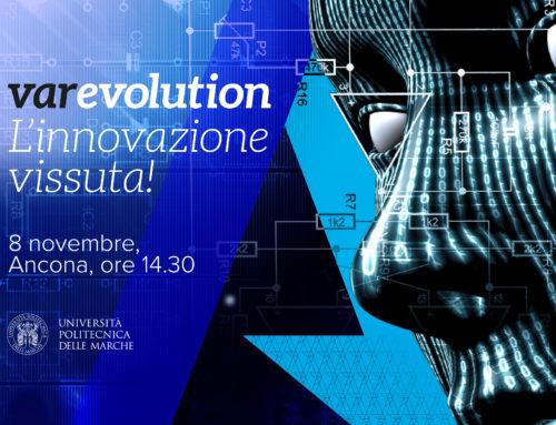 Var Evolution: l'innovazione vissuta va in scena ad Ancona – Scopri l'agenda