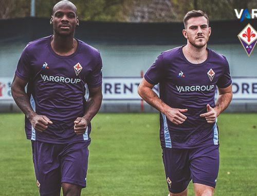 Siglata la partnership fra l'ACF FiorentinaeVar Group