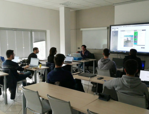 Corso di programmazione per futuri colleghi