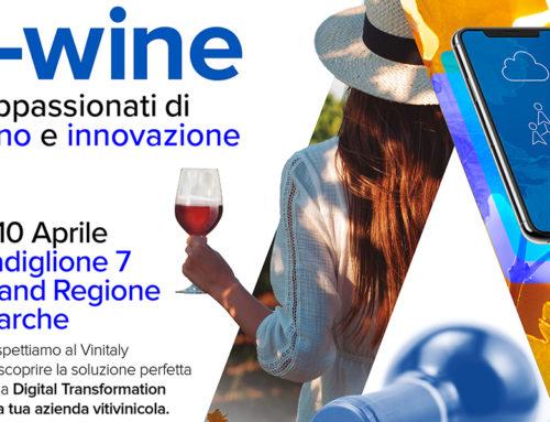 Apra al Vinitaly 2019 con la Suite Gestionale Integrata i-wine