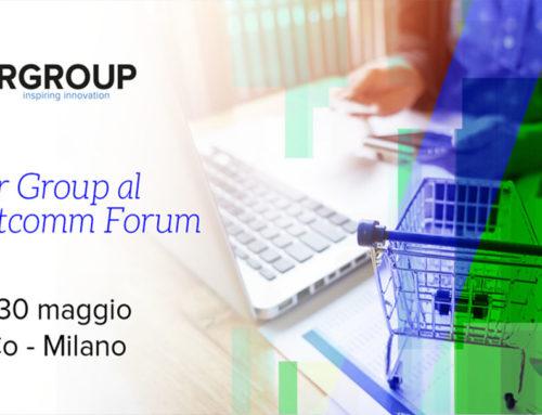 Incontriamoci al Netcomm Forum 2019 a Milano il 29 e 30 Maggio