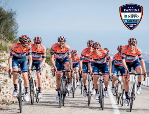 Apra con NIPPO Vini Fantini Faizanè al Giro d'Italia