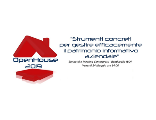 Anche Apra all'Open House QualiWare 2019