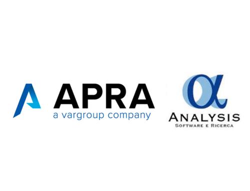 APRA e ANALYSIS: la digitalizzazione al servizio della qualità aziendale