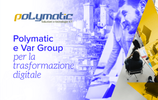 Evento Polymatic e Var Group