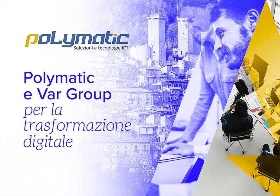 Evento Polymatic e Var Group
