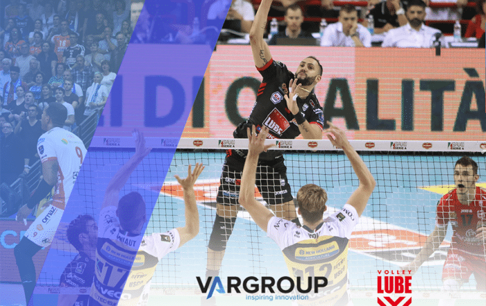 Var Group e Lube Volley