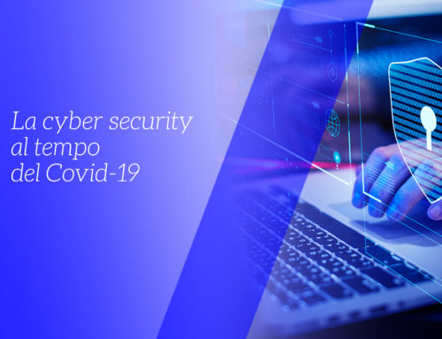 Webinar La cyber security al tempo del Covid-19