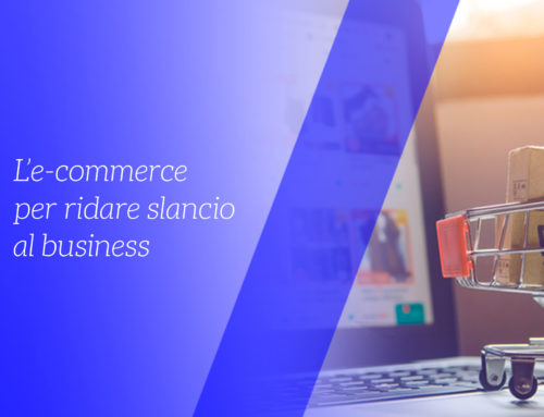 Webinar L'e-commerce per ridare slancio al business
