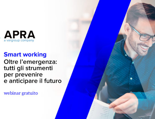 Smart working: TASK FORCE e WEBINAR 8 Aprile