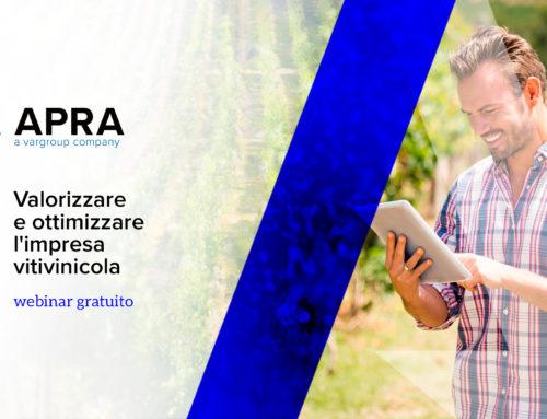 Webinar Valorizzare e ottimizzare l'impresa vitivinicola