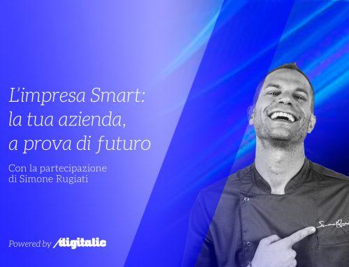 """Evento esclusivo """"L'impresa Smart: la tua azienda, a prova di futuro"""""""