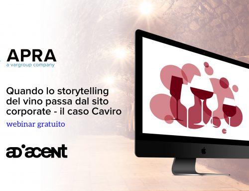 Webinar Quando lo storytelling del vino passa dal sito corporate – il caso Caviro