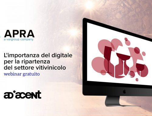 Webinar L'importanza del digitale per la ripartenza del settore vitivinicolo