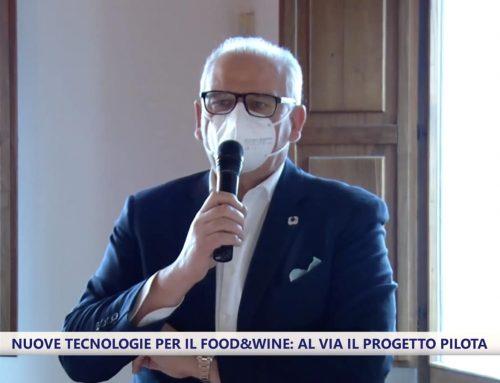 """Apra e le """"Nuove tecnologie per il Food &Wine"""": guarda l'intervista"""